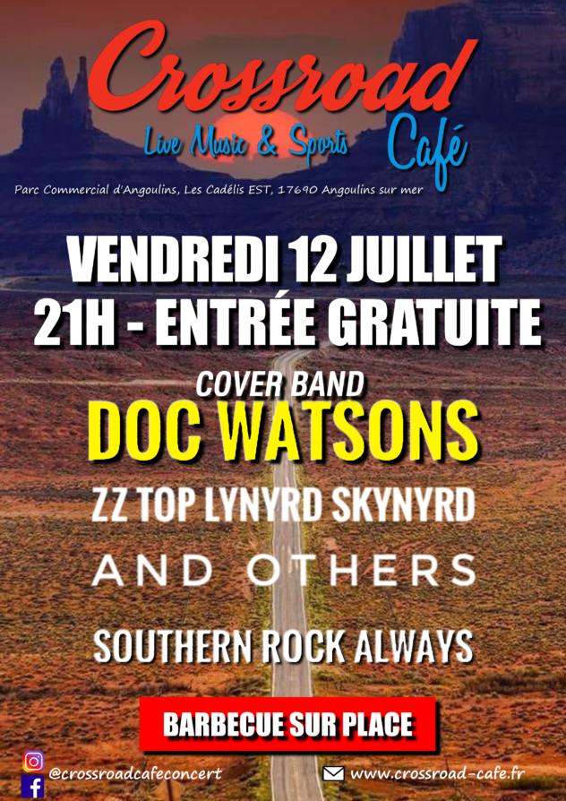 Summer Fest : Doc' Watsons - Rock Sudiste