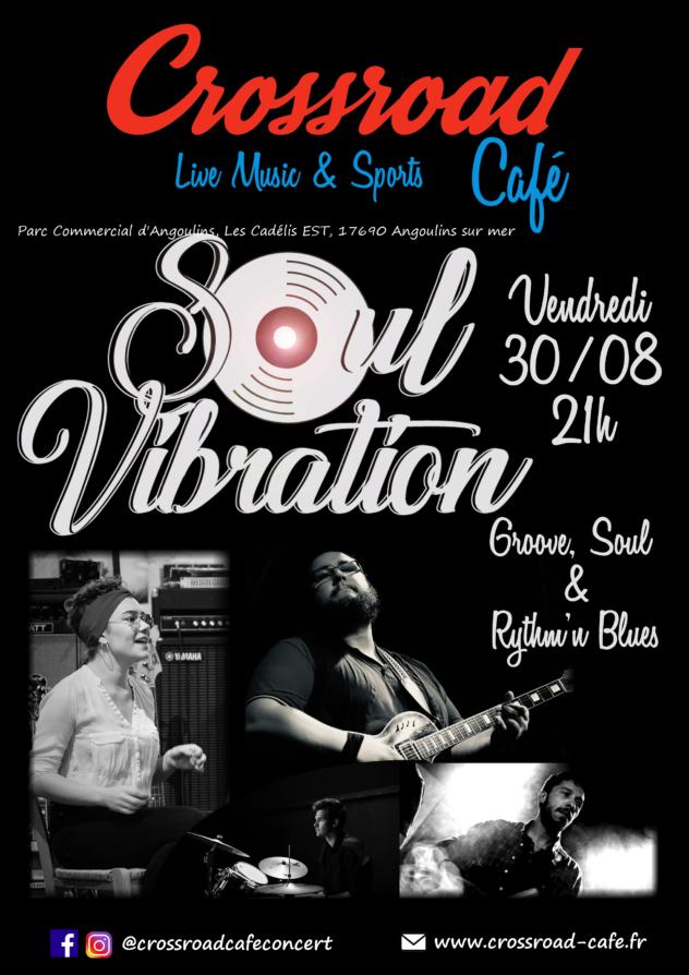 Concert : Soul Vibration