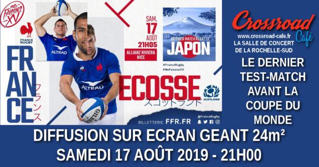 Test-Match : France-Ecosse