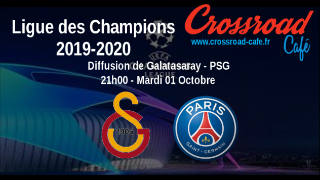Ligue des Champions : Galatasaray - PSG