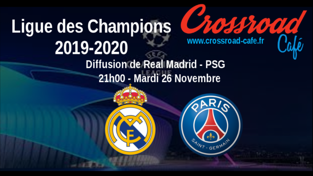 Ligue des Champions : Real - PSG