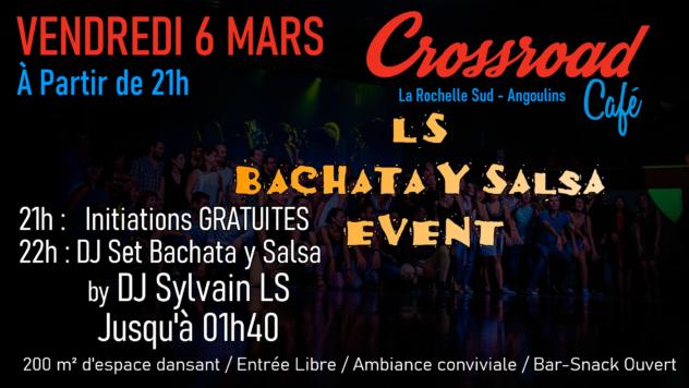 LS Bachata y Salsa Event / DJ Set by DJ Sylvain LS