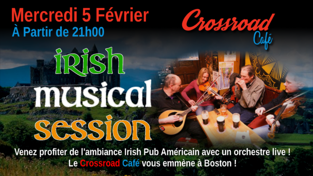 Irish Musical Session #1