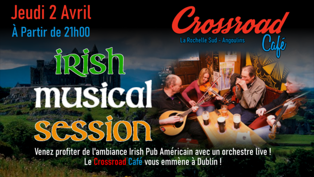 Irish Musical Session #2