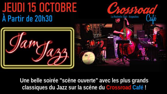 Jam de Jazz d'Octobre 2020