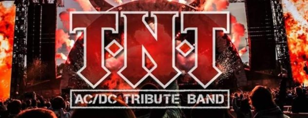 TNT, AC/DC TRIBUTE BAND - Live au Crossroad !