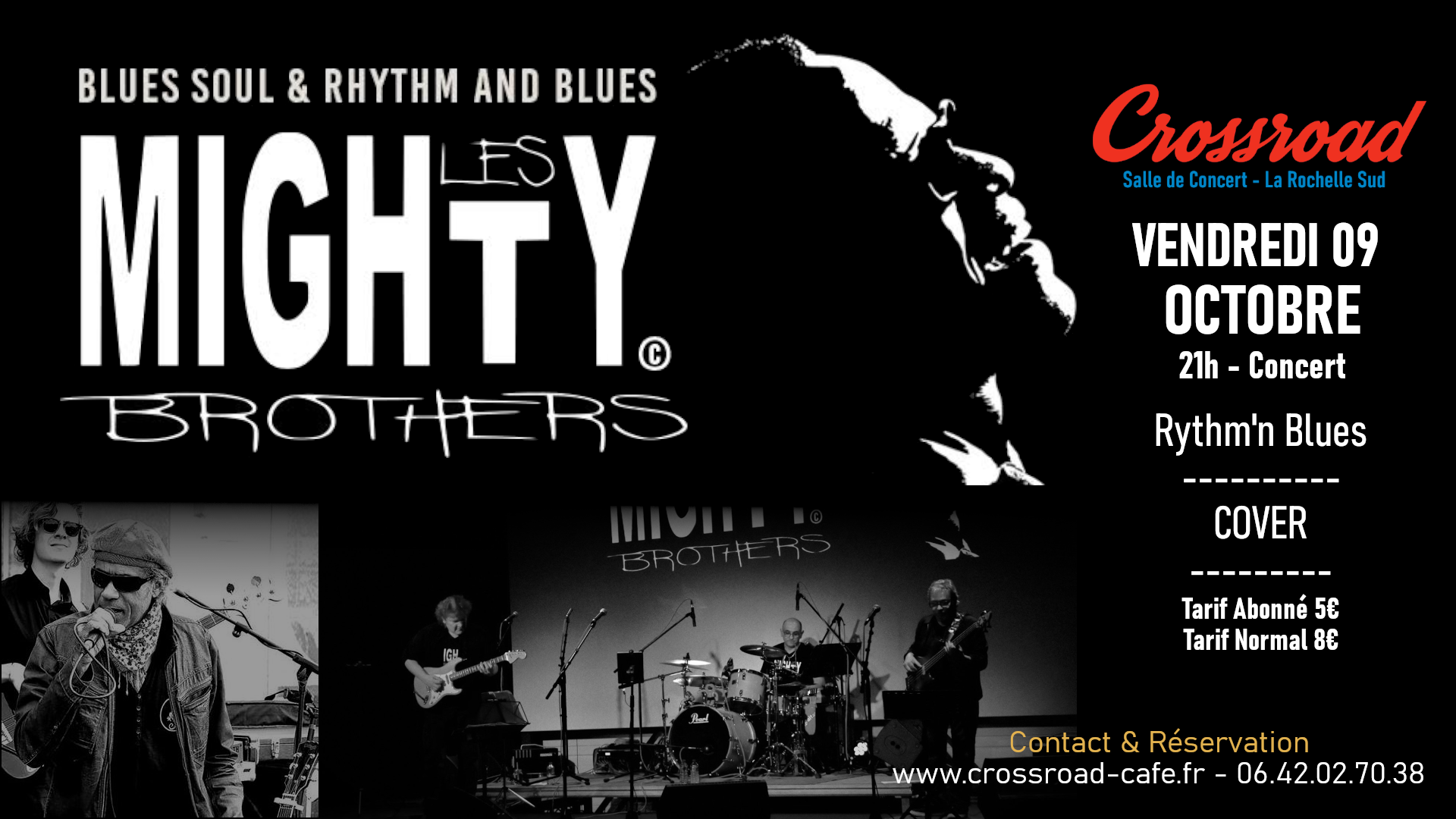 The Mighty Brothers - Rythm'n Blues