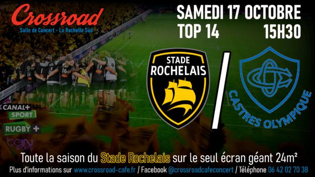 TOP14 Journée 5 : La Rochelle - Castres