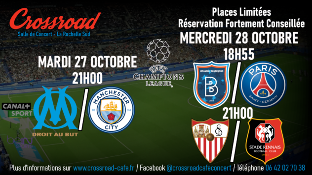 Ligue des Champions : OM - Manchester City